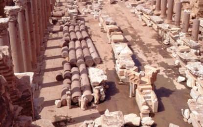 Re-building Libya's Past