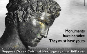 Greek archaeologists appeal for help