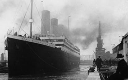 UNESCO protects the Titanic