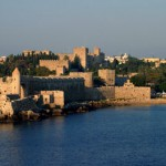 Richard Hodges travels to: Rhodes