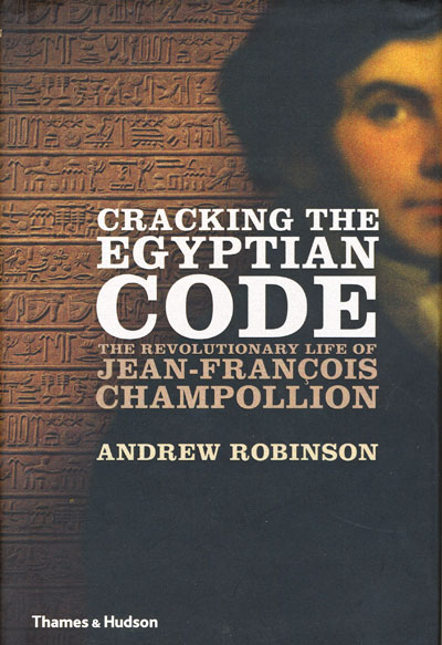 Book Review: Cracking the Egyptian Code