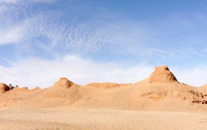 Libya: Castles, kings, and caravans