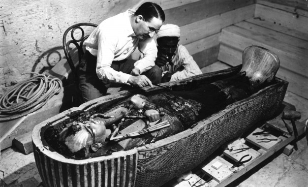 7 facts you might not know about Howard Carter