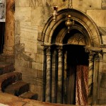 Inside the Church of the Nativity, image: UNESCO