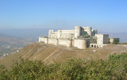Syria: Cultural heritage in conflict