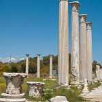 CWA travels to: Salamis, Cyprus