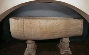 Artefact: Sarcophagus of Seti I