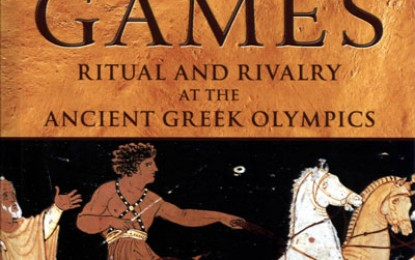 Book Review: Power Games: ritual and rivalry at the Ancient Greek Olympics