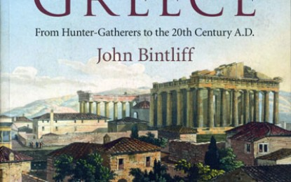Book Review: The Complete Archaeology of Greece