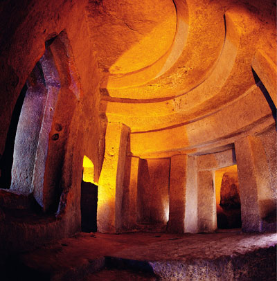 Malta: For the Summer Solstice at Mnajdra Temple