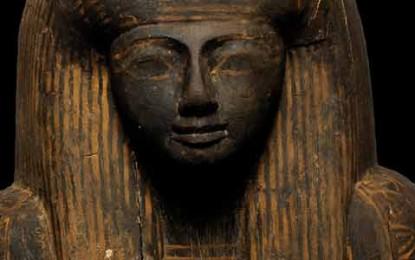 Waking an Egyptian Chantress