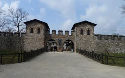 Germany: Saalburg
