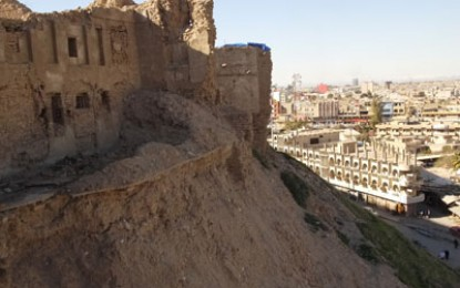 CWA travels to: Erbil Citadel