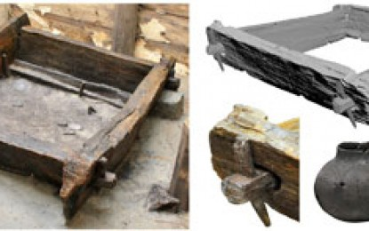 World's oldest timber structures