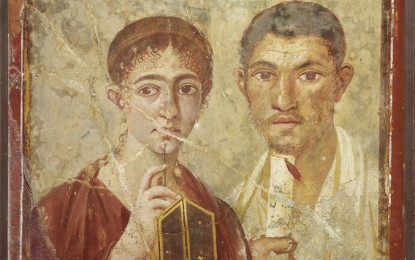 Life and Death in Pompeii and Herculaneum: Ordinary people in extraordinary times