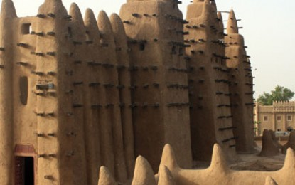 Timbuktu under threat