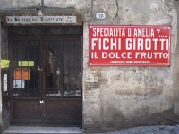 Richard Hodges travels to: Amelia, Italy