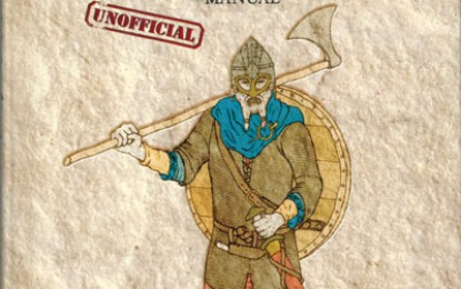 Book Review: How to be a Viking: The Norse warrior's unofficial manual