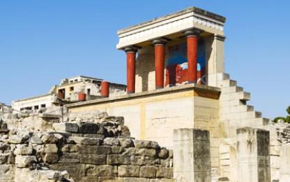 CWA travels to: Knossos & Gournia