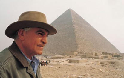 Interview: Dr Zahi Hawass in his own words