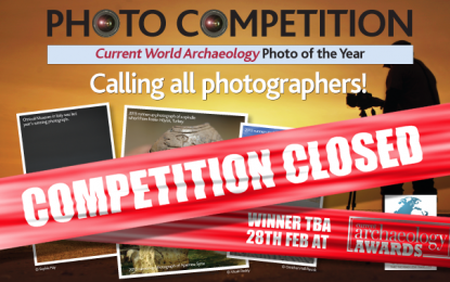CWA Photo of the Year Competition 2014