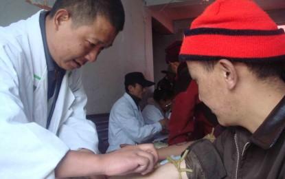 Denisovan descendants in Tibet