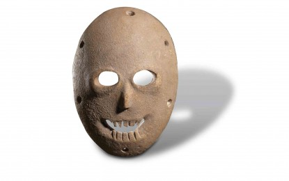 Object Lesson: The Nahal Hemar Mask