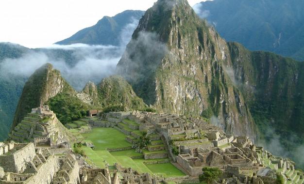 Top Ten facts about Machu Picchu