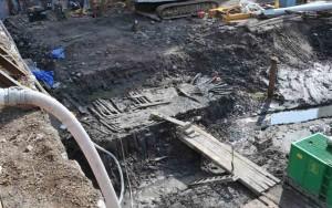 Origins of the World Trade Center shipwreck