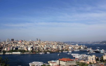 Top 5 must-see sites in Istanbul
