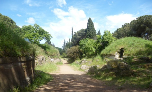 CWA travels to Cerveteri