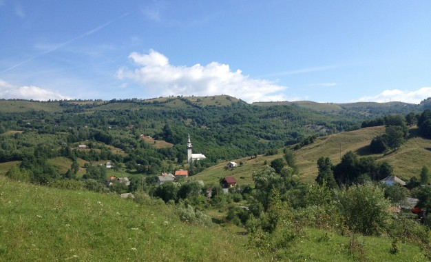 Richard Hodges travels to Transylvania