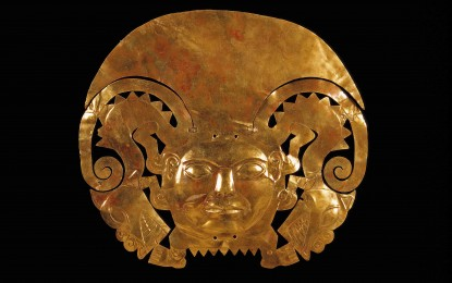 Exhibition: Gold, Myths, and Ritual