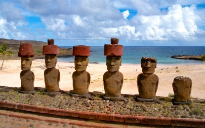Exhibition: Making Monuments on Rapa Nui