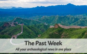 The Past Week – 17/04/15