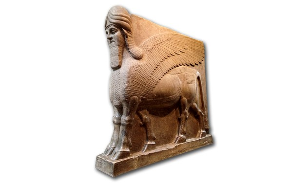 Object Lesson: The Nimrud Lamassu
