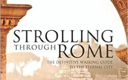 Book Review: Strolling through Rome