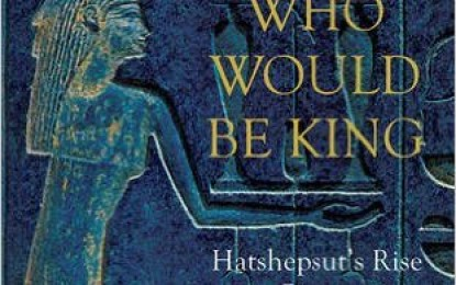 Book Review: The Woman who would be King