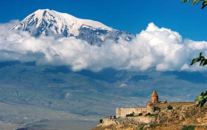 CWA travels to Armenia
