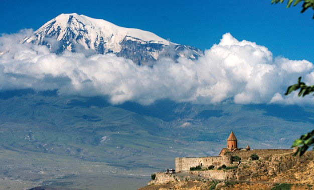 CWA travels to Armenia