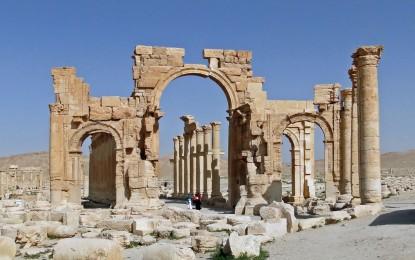 Palmyra: Arch of Triumph