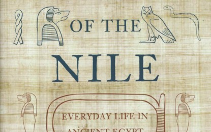Book review: Lost voices of the Nile