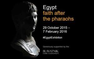 Win tickets to Egypt: faith after the pharaohs