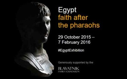 Win tickets to Egypt: faith after the pharaohs