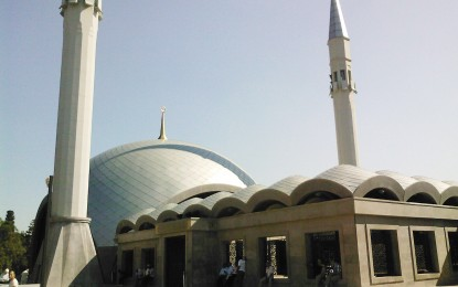 3 more mosques in Istanbul