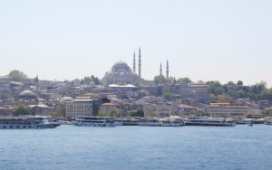 CWA travels to the Sun and Moon mosques in Istanbul