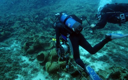 Ancient shipwreck capital of the world