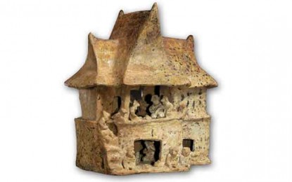 Object Lesson: the Nayarit house model