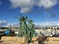 Richard Hodges travels to …  The Island of Lampedusa, Italy