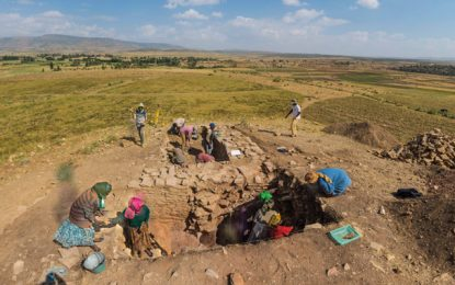 Before Aksum: Excavating Ethiopia's Earliest Civilisation